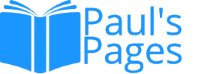 Paul's Pages