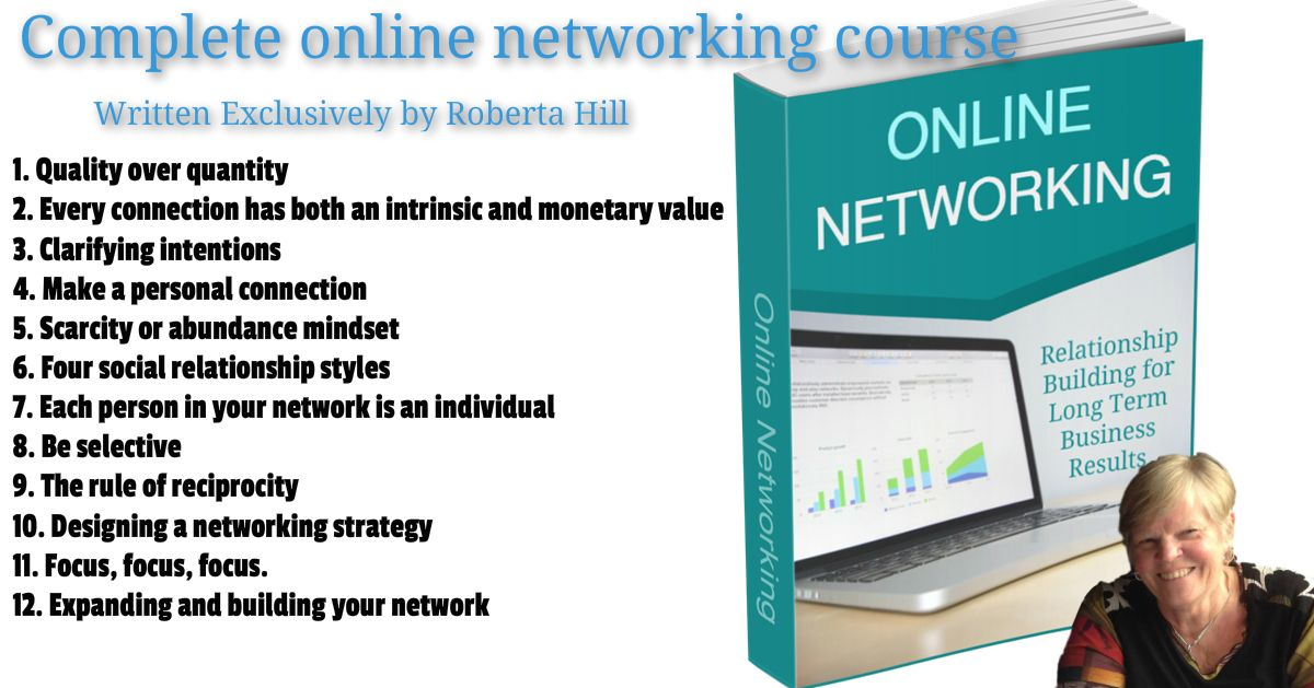 Online Networking Course